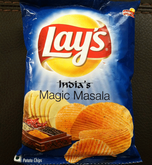 Lay's India's Magic Masala Potato Chips