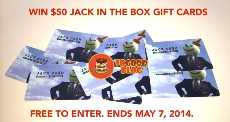 Jack in The Box Gift Card Win $50 Jack in The Box® Gift